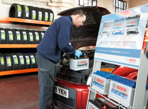 Gorse Motors Garage MOT Service Battery